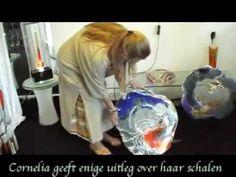Het Geheim - Glaskunst van Cornelia - YouTube