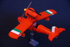 Porco Rosso's Savoia S.21 | by mighty_mosuca
