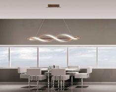 Lampade di soffitto Retroilluminate : collezione STEFANY
