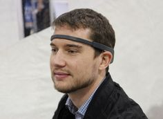 Brains-on with Muse, Interaxon's mind control headset. Maybe now you can control your kids!
