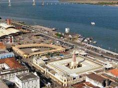 Praça dos Mercados  - Aracaju, Sergipe