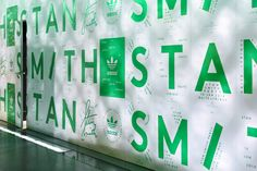 My name is — direction artistique & design graphique - Stan Smith
