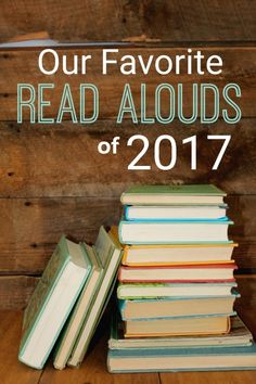 Our Favorite Read Alouds of 2017