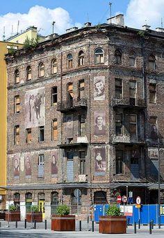 Ulica Prozna, Warsaw Ghetto