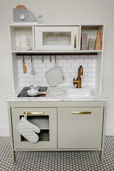 Scandinavian Modern IKEA Play Kitchen Hack — JESS CRAVEN