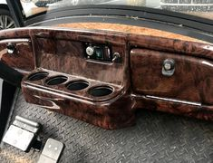 Keep your valuables safe with a compartments that lock in this custom golf cart dash. #golfcartdash #customgolfcartproducts Custom Golf Cart Bodies, Custom Golf Carts, Custom Body Kits, Golf Cart Accessories, Lock Up, Fender Flares, Products, Gadget