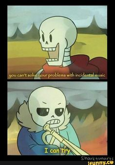 Undertale Sans and Papyrus