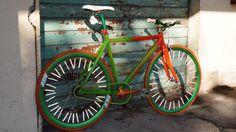 Fixed Frog  by HBM Bike Factory Arquata Scrivia (AL) Italy