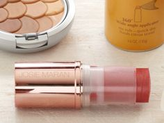In the winter, we like to fake a sunny glow with Josie Moran's Argan Color Stick, $22
