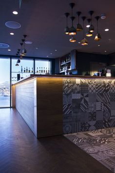 Hotel project by Scenario interiørarkitekter MNIL for Scandic - Project name: Scandic Havet Hotell - located in Bodø - Norway #Interior