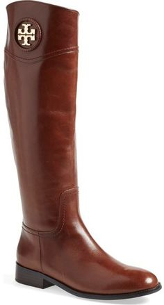 Tory Burch 'Ashlynn' Riding Boot (Women) (Nordstrom Exclusive) on Sale @ Nordstrom #Nsale