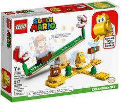 Lego Mario, Lego Super Mario, Mario Toys, Mario Kart, Power Slide, Boutique Lego, Construction Lego, Van Lego, Lego Mosaic
