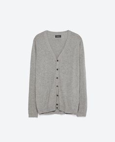 Image 6 of COTTON CARDIGAN from Zara