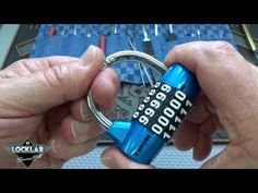 VIDEO: Experienced Locksmith Reveals The Reason Why You Should Never Use THIS Type Of Lock. WARNING – A