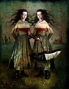 Catrin Arno ~ Surrealist painter | Tutt'Art@ | Pittura * Scultura * Poesia * Musica |