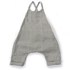 CLODE open back overall+stitching