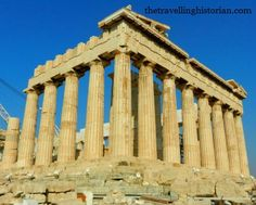 Greece Travel Tips - The Travelling Historian