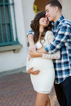 Fawn Over Baby: A Beautiful Family/Maternity Session By Abbey Lunt Photography