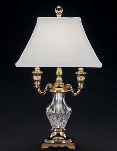 Waterford Glenn Desk 17.5 lamp