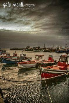 Kalk bay stormy morning