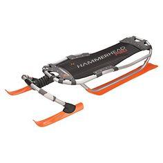 Yukon Charlies Hammerhead Pro XLD Sled One Size Orange >>> More info could be found at the image url. (This is an affiliate link)