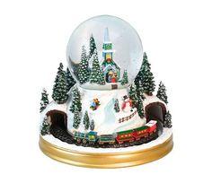 Snøkule med tog som går i ring | Sprell - veldig fine leker og barneromsinteriør Pop Up, Snow Globes, Ring, Home Decor, Rings, Decoration Home, Room Decor, Popup, Jewelry Rings