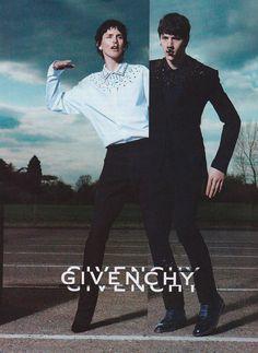 Givenchy Autumn/Winter '12 | Mert & Marcus | Carine Roitfeld | Simone Nobili, Stella Tennant