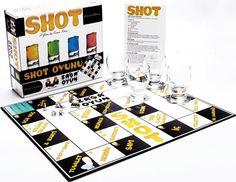 Yılbaşı akşamı çok eğlenceli bir oyun oynamak istiyorsanız tuvalete gitmenin yasak olduğu Shot Oyunu tam size göre!  http://www.buldumbuldum.com/hediye/shot_oyunu/