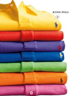 You can never go wrong with a classic Ralph Lauren Polo http://www.ralphlauren.com/shop/index.jsp?categoryId=34659716&view=99