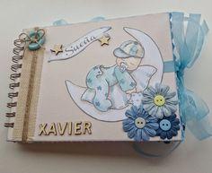 Heli Papeles ♥: Mini Álbum para un bebe