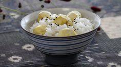 栗ご飯、あきの最高の贈り物ですね。  「栗ご飯」の作り方(炊飯器レシピ) - How to make Chestnuts Rice (Kurigohan)