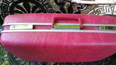 "Royal Traveller  23"" Bright Pink Hard Side Suitcase - http://oleantravel.com/royal-traveller-23-bright-pink-hard-side-suitcase"