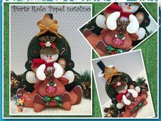 29 Rena, Xmas, Christmas Ornaments, Foam Crafts, Craft Tutorials, Advent Calendar, Holiday Decor, Home Decor, Amanda