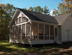 Porch Screened Porches Design Ideas, Pictures, Remodel, and Decor - page 6
