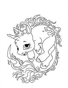 Despicable me unicorn coloring page despicable me coloring pages ...