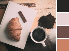 Presentation Color Schemes - Coffee House