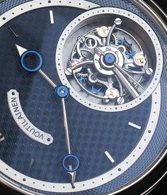 Hands-on with the limited edition of six pieces Voutilainen Tourbillon-6 watch by the master watchmaker Kari Voutilianen.