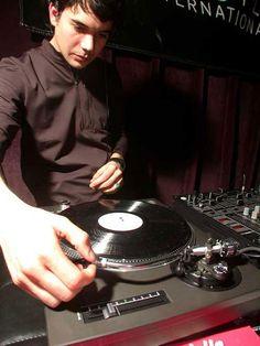 Matthew Dear DJs
