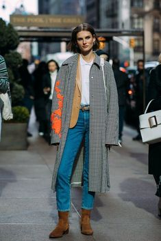 Day 7 | Street Style at New York Fashion Week Fall 2018 | POPSUGAR Fashion Photo 1