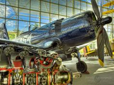 Goodyear F2G Super Corsair with jaw dropping Pratt & Whitney R-4360 engine
