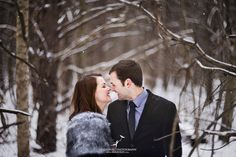 Alina_levi_winter_engagement_session_clarkston_mi_park_woods_snow_black_classy_gown_photography13