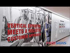 Learn how to transform your environment and make a lasting impression with wall graphics. Contact our team today to get started!