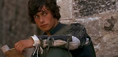 Benvolio from Romeo and Juliet!! ♥ I love him! He is so noble and such a peacemaker and he cares so much about Romeo and Mercutio.