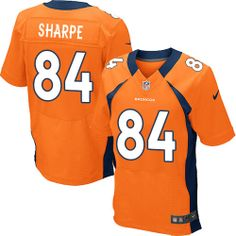 Shannon Sharpe Elite Jersey-80%OFF Nike Shannon Sharpe Elite Jersey at Broncos Shop. (Elite Nike Men's Shannon Sharpe Orange Jersey) Denver Broncos Home #84 NFL Easy Returns.