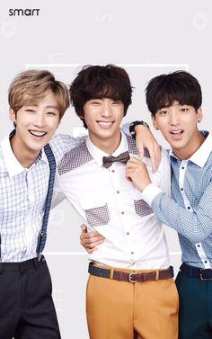 B1A4_Jinyoung_Gongchan_Baro