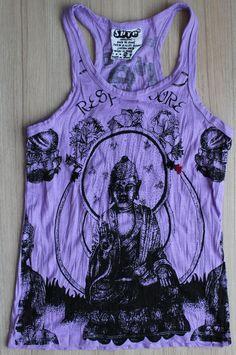 bc42bf2a4a Women's Tank Top Hamsa Hand Yoga Clothing Buddha Ganesha T-shirt Boho Om T  Shirt on Luulla