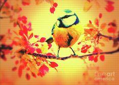 Dogwood Trees, Thing 1, Bird Theme, Spring Art, Tag Art, Traditional Art, Blue Bird, Fine Art Photography, Fine Art America