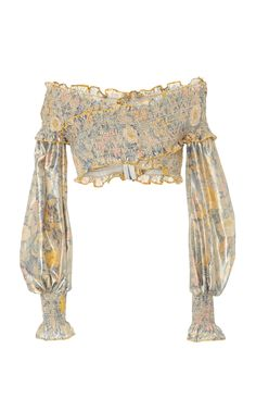 1e65bca3cb Ring My Bell Off The Shoulder Top by ALICE MCCALL for Preorder on Moda  Operandi Ring