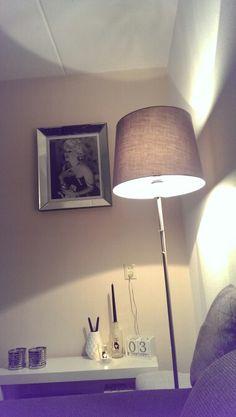 Karwei Chicago vloerlamp Marilyn Monroe