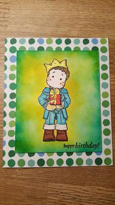Card for a birthday